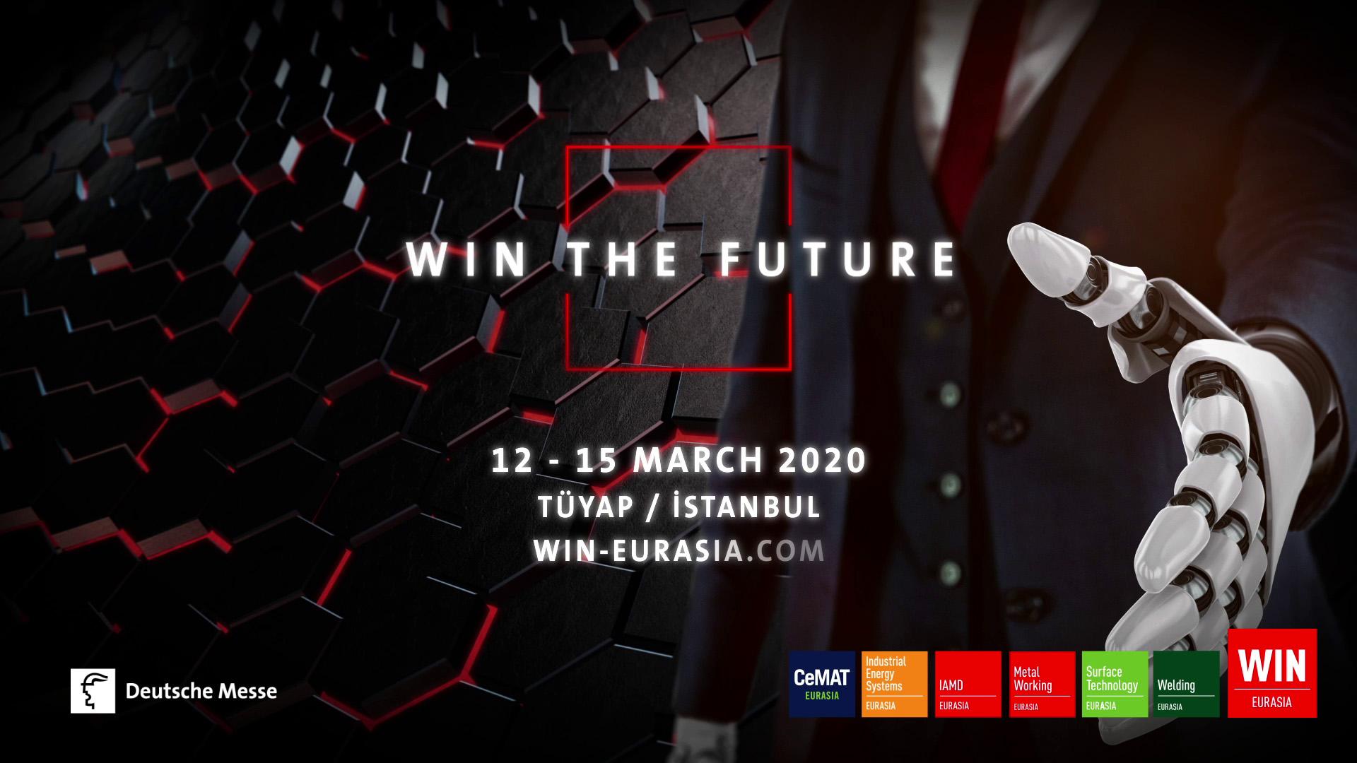 WIN EURASIA 2020 – 12/15 Marzo 2020